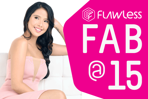 FAB@15: Flawless' Biggest Beauty Blowout