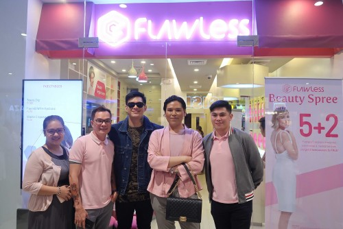Flawless Opens at Ayala Malls Feliz
