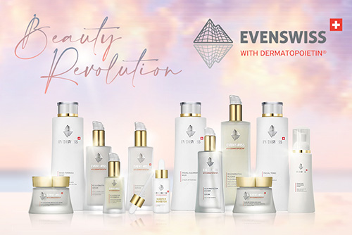 Evenswiss Now Available at Flawless