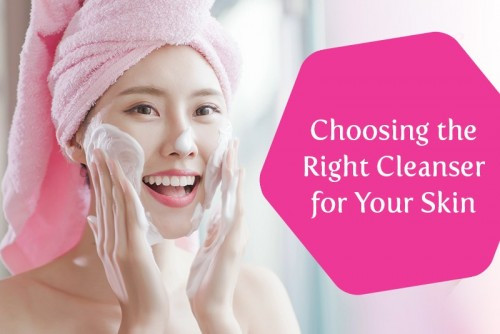 Choosing The Right Cleanser For Your Skin