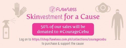 #CourageCebu - Skinvestment for a Cause