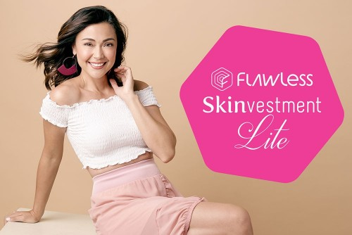 Customize Your #FlawlessBeautyJourney with the All-New Skinvestment Lite