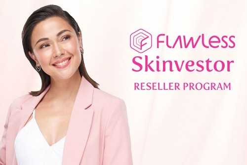 Join the Business of Beauty with the Flawless Skinvestor Reseller Program