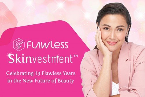 Face the New Future of Beauty with Flawless Skinvestment™ Lite