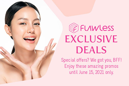 Flawless Exclusives: Ultimate skincare deals this May